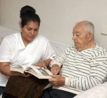 Memory care staff become 'best friends'