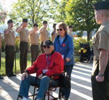 Honoring Maryland's veterans