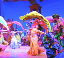 """Aladdin"" & Genie conjure a winning show"