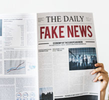 Identify fake news; don't send it to others