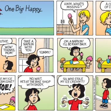 One Big Happy – 8/11/19