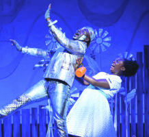 """A rousing production of """"The Wiz"""""""