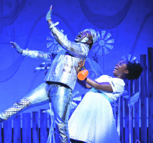"""A rousing production of """"The Wiz"""" – Beacon"""