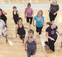 Nia fitness method adapts to all levels