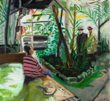 Artist tries to recapture family's lost past