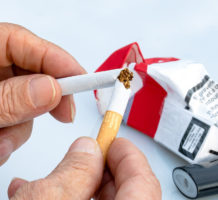 Study pays you for trying to quit smoking