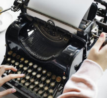 Typewriters regain a measure of respect