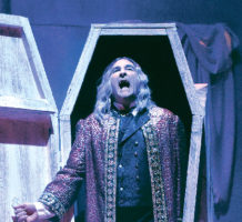 Dracula offers dark humor with its gore