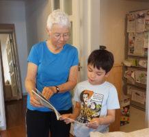 Building bridges between generations