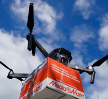 New drones promise deliveries in minutes