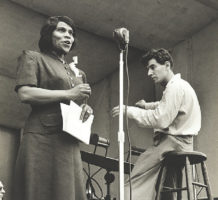 Exhibit highlights Marian Anderson's life