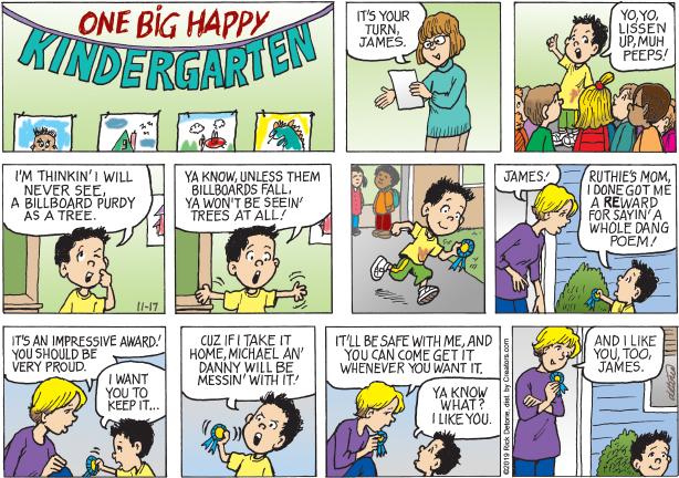 One Big Happy – 11/17/19