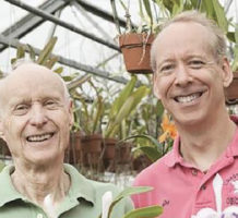He brings orchids back from the brink