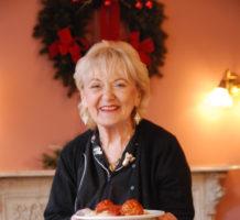 Beloved waitress writes fiction
