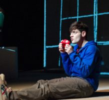 Ingenious play about an autistic genius