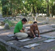 Reinvigorating a historic cemetery