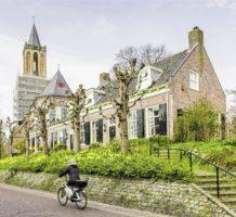 WWII history via biking in the Netherlands