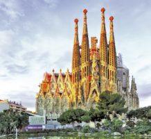 Barcelona's architecture, history, sports