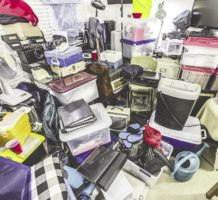 Clutter and hoarding: not the same thing