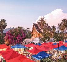 Laos, Southeast Asia's spiritual heart
