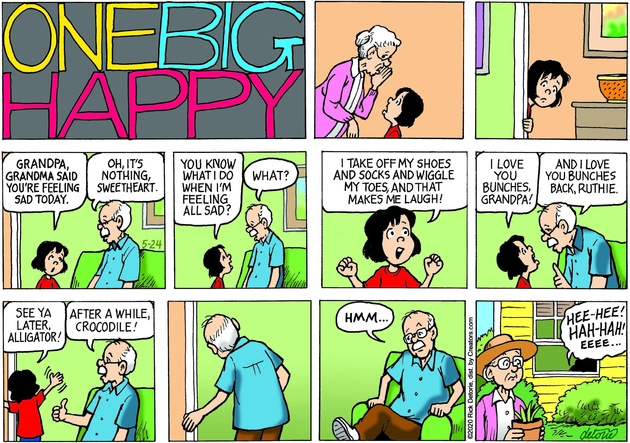 One Big Happy – 5/24/20