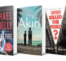 Novels that focus on mature protagonists