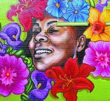 Murals turn Richmond into free open air museum