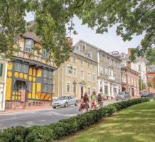 Visiting quaint, yet grand, Rhode Island