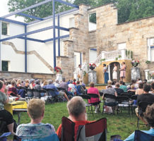 Shakespeare group adapts to the times