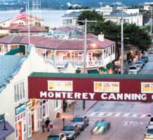 Drawn to Monterey's heritage, sea life