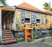 Caribbean island has unique dual culture