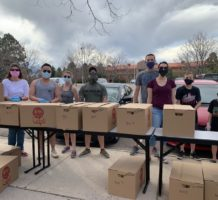 Kindness spreads with volunteer links