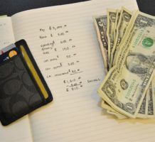 A big chance to change spending habits