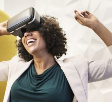 Students develop virtual reality hikes
