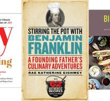 Cookbooks add creativity to your kitchen