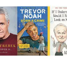 Stories well-told by television celebrities