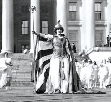 D.C. sites that recall suffragists' battles