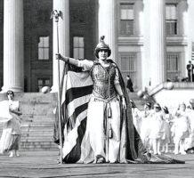 D.C. sites that recall suffragists' battles
