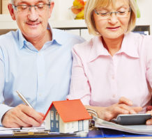 Tap into a home's value with refi or loan