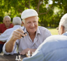 Whether to move to a senior community