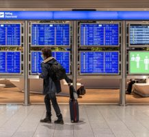 International travel pass in development