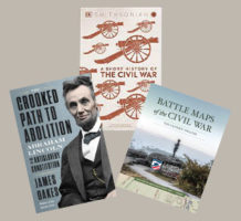 Books revisit Civil War after 160 years