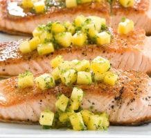 The key to perfect pan-seared salmon