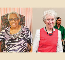 Lifelong volunteers are top role models