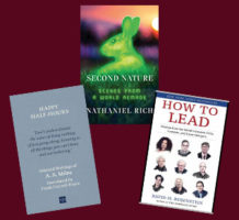 Recent anthologies can open our minds