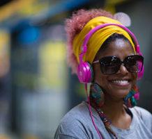 Headphone use: How loud and how long?