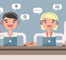 For better customer service, phone it in