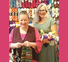 Shop knits community together