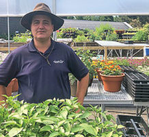 Farm specializes in herbs, small edibles