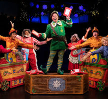 At Toby's, Elf brings an early Christmas